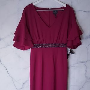 NWT - Adrianna Papell MOB Dress